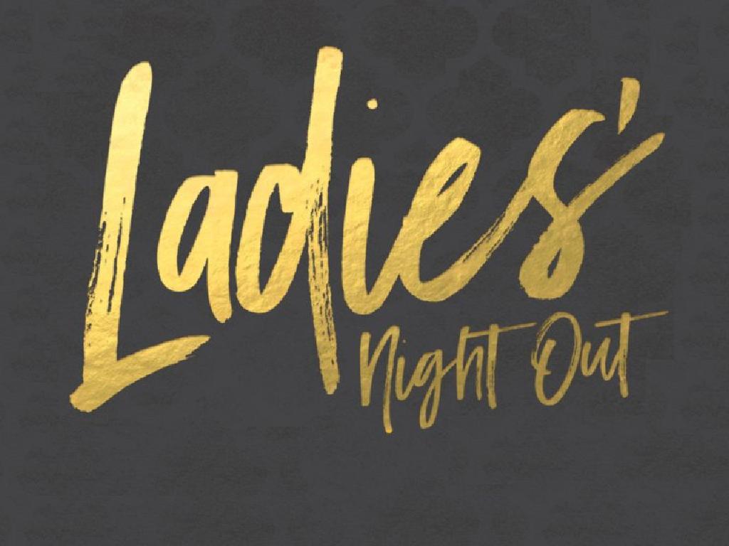 LadiesNightOut