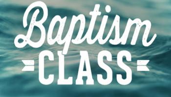 BaptismClass