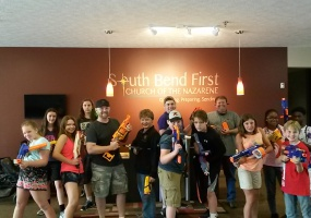 WIRED Youth Group